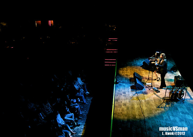 The Civil Wars @ The Pageant