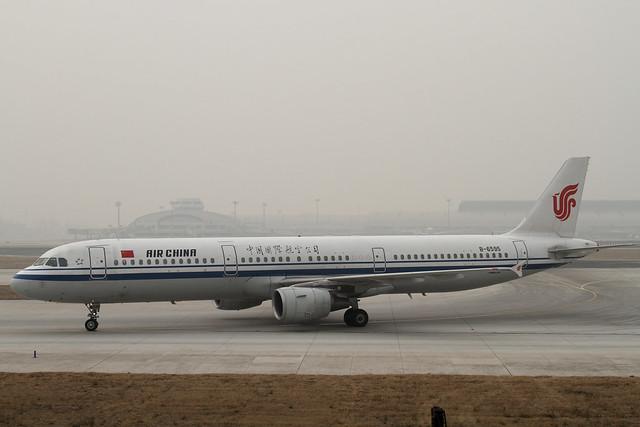 Air China A321-200(B-6595)
