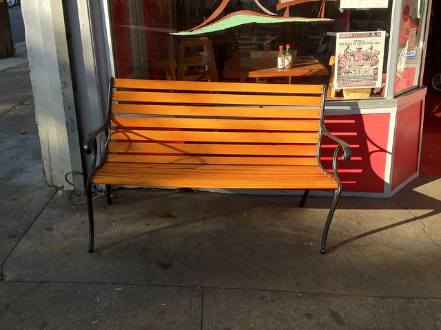Stephen's Bench