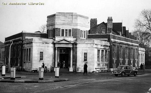 Withington Public Library, 1959