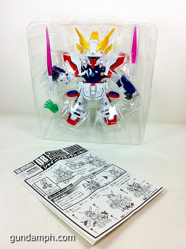 SD Archive Shining Gundam Unboxing Review (11)