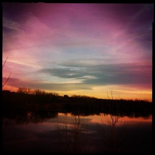 Sunset @ the Park