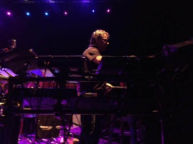 Mickey Hart in Eugene 11.30.2011 Photo by @wajiii