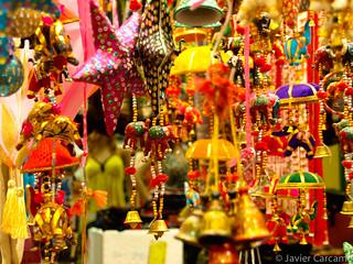 Little India market