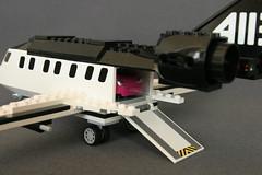 8638 Spy Jet Escape Siddeley 10