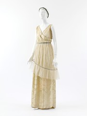 1913 Poiret Theatre de Champs-Elysees Dress at Met