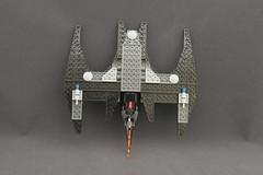 6863 Batwing Battle Over Gotham City - Batwing 12