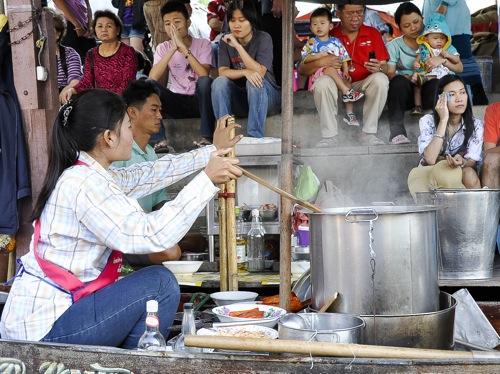 Floating market - Bangkok (44 of 66)