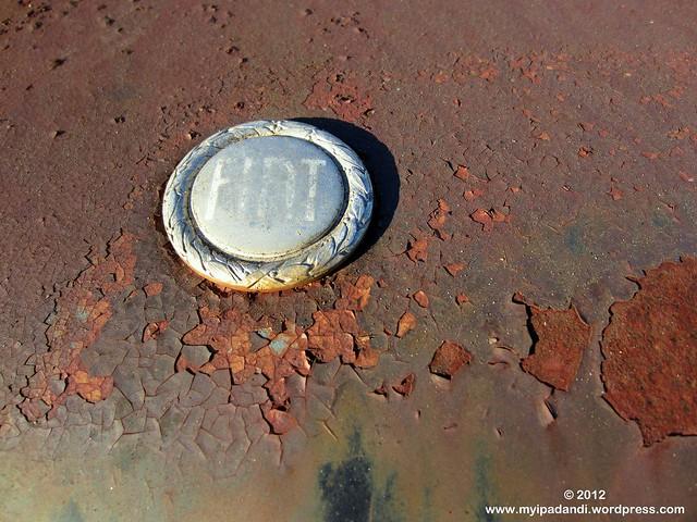 Rusty Fiat