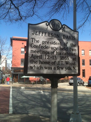 JEFFERSON DAVIS by Greensboro NC