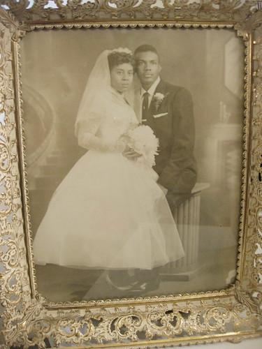 My Grandparents Framed