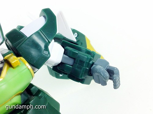 SD Gundam Online Capsule Fighter ALTRON Toy Figure Unboxing Review (17)