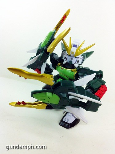 SD Gundam Online Capsule Fighter ALTRON Toy Figure Unboxing Review (24)