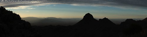 Big Bend from Tortuga Mountain