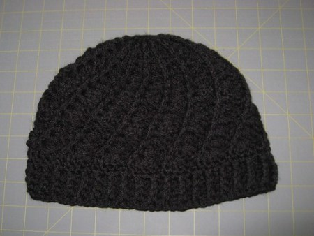 Divine Hat finished