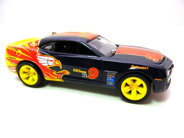 greenlight road racers 2010 chevrolet camaro ss (3)