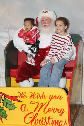 YAY Santa!