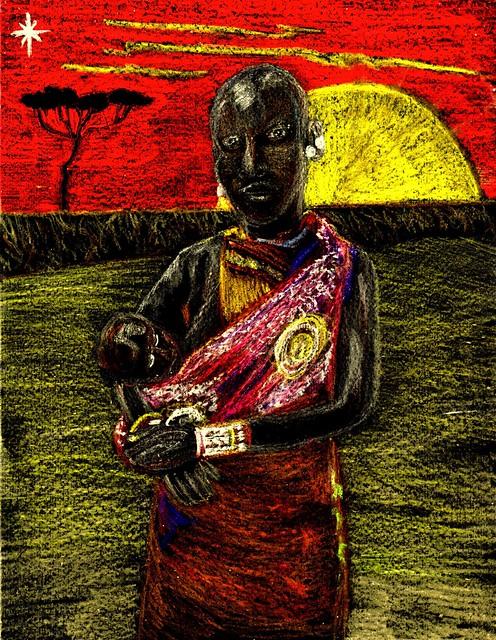 Massai Madonna