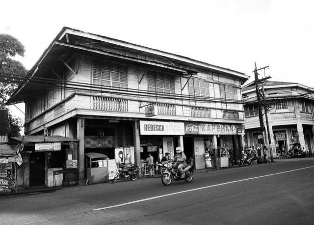 The streets of Silay City - 1