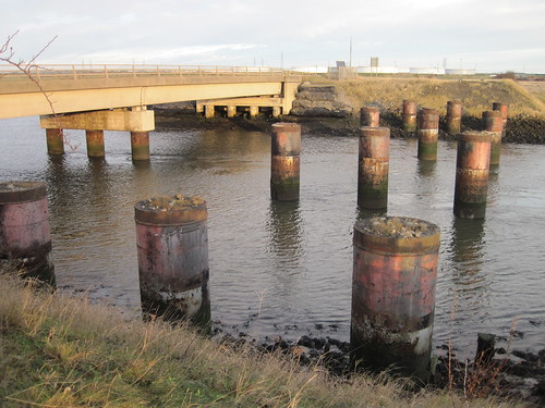 Greatham Creek Bridge