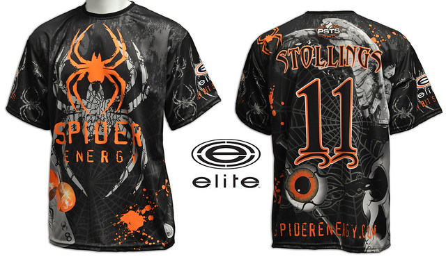 spider energy jerseys