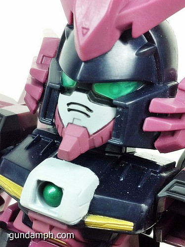 SD Gundam Online Capsule Fighter EPYON Toy Figure Unboxing Review (24)