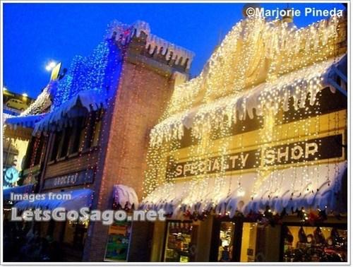 Enchanted Kingdom Specialty Shops