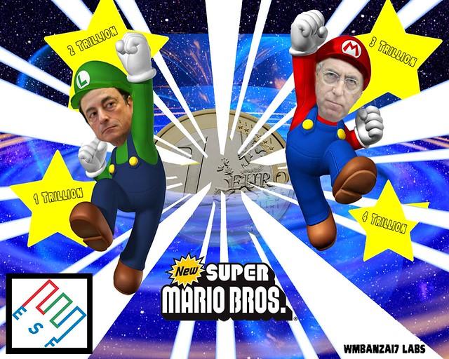 SUPER MARIO ESF