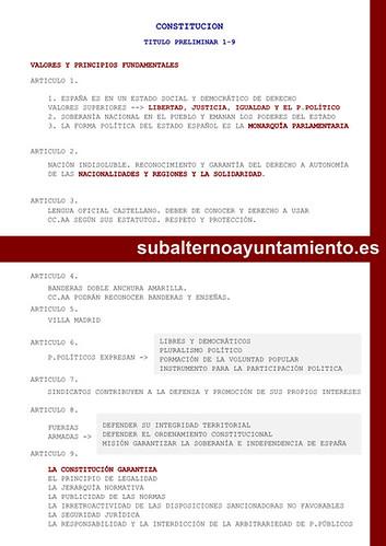 Título preliminar by Subalterno Ayuntamiento