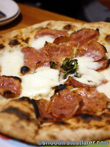 Eataly NYC-La Pizza & La Pasta - Pizza Lombarda $22