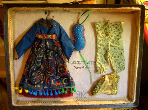 Lun's dress