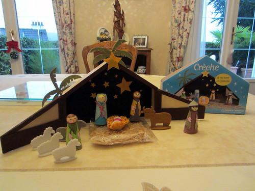 Dec 4 Nativity Scene