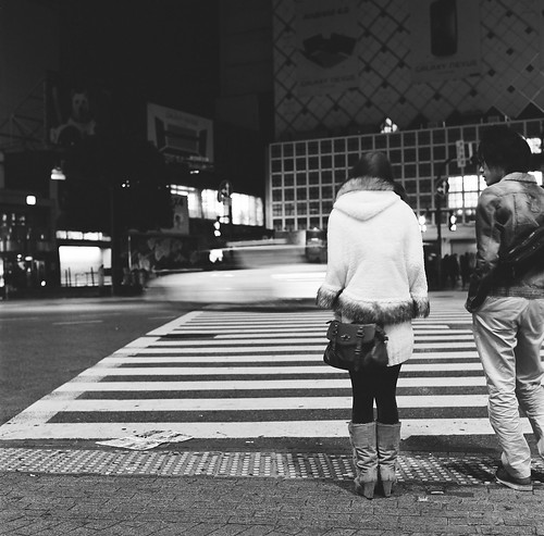 Shibuya X-crossing