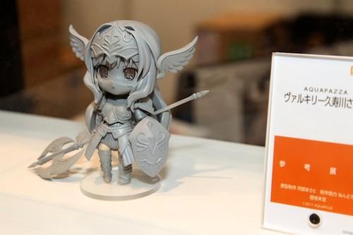 Nendoroid Kusugawa Sasara: Valkyrie version