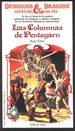 Las Columnas de Pentegarn