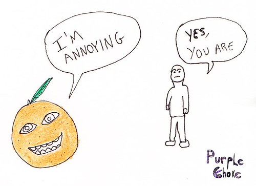 Annoying orange pc
