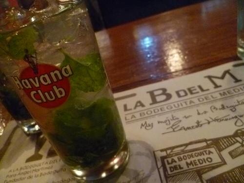 30/12/2011 - Bodeguita del Medio (Havana/Cuba)