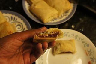 Guava paste - Cream cheese Pastry 3