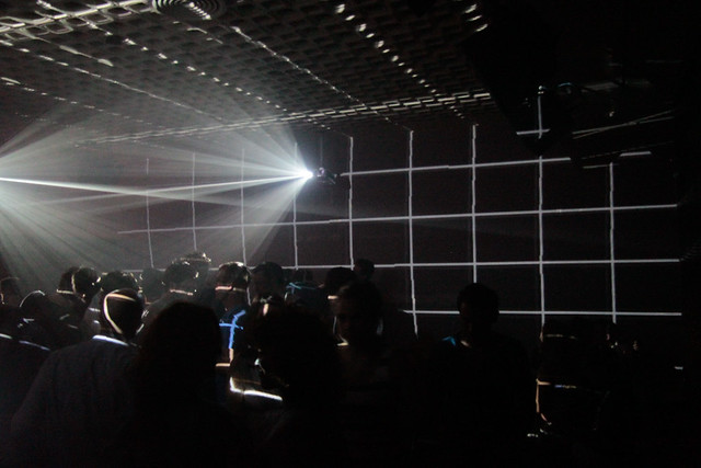 mayer+empl . KONG . video mapping performance . munich . 2011