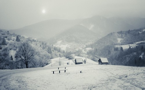 A View From Vlkolinec - Photo : Gilderic