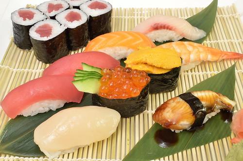 Sushi/Sashimi Combo