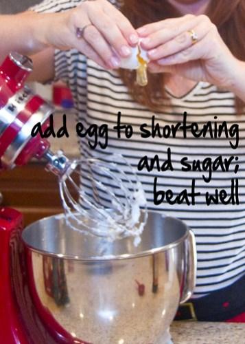 add an egg