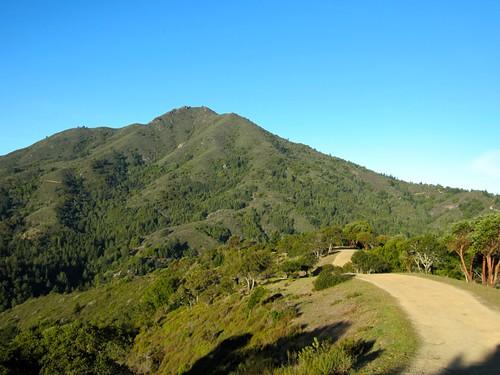 Blithedale Ridge