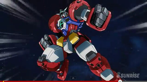 Gundam AGE Episode 14 Flash of Sorrow Youtube Gundam PH (32)