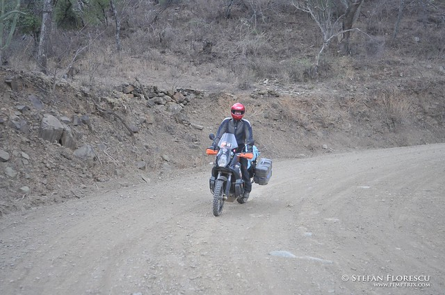 KLR 650 Trip Bolivia 315