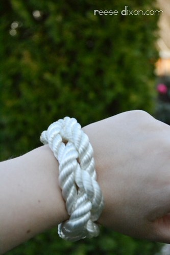 Rope Bracelet Top