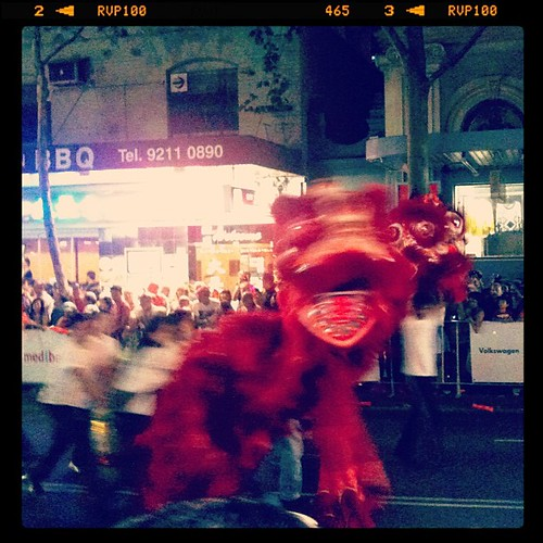 Dancing in the street #CNY012