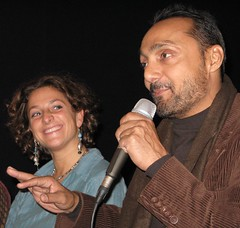 Rahul Bose at 10th River to River. Florence Indian Film Festival (2010)