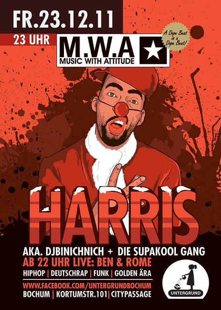 m.w.a harris supakool