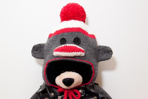 Sock Monkey - Baby/Toddler